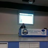12/19/2012에 Ömer Ayberk C.님이 İktisadi ve İdari Bilimler Fakültesi에서 찍은 사진