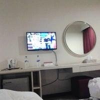 Photo taken at Hotel Cendana by Fahmi D. on 3/25/2014