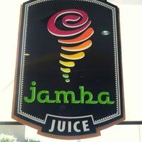 Photo taken at Jamba Juice Studio City by James B. on 1/13/2013