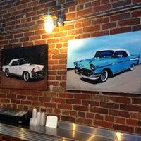 Photo taken at D-Town Burger Bar by James B. on 6/17/2015