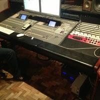 Photo taken at Amerasian Studio by Niño G. on 3/21/2013