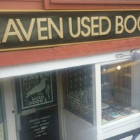 Photo taken at Raven Used Books by Shervin H. on 7/21/2015