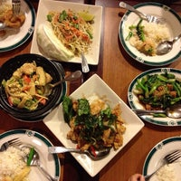 Photo taken at Thai Boom - Thai Food Delivery by Su P. on 12/31/2012