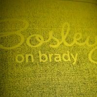Photo taken at Bosley on Brady by DRE I. on 12/8/2012
