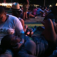 Photo taken at That Tent at Bonnaroo Music & Arts Festival by Pretty B. on 6/15/2013