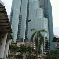 Photo taken at Ranhill WorleyParson,Sunway Tower,KL by Ahmad Z. on 1/8/2013