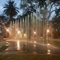 Photo taken at Plaza Belgrano by Diego P. on 3/28/2013