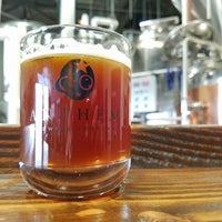 Photo taken at Anthem Brewing Company by Steven G. on 4/19/2018