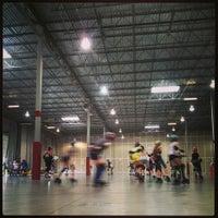 Photo taken at Texas Rollergirls by Carmen M. on 9/22/2013