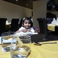 Photo taken at L5 Restaurant & Lounge by Hitesh M. on 2/11/2013