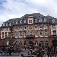 4/5/2016にOsman Emir BaymanがRathaus Heidelbergで撮った写真