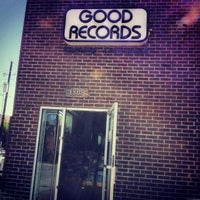 Photo taken at Good Records by Cecil D. on 4/12/2013