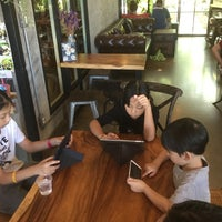 Photo taken at One Tea Coffee by Fer V. on 7/29/2017