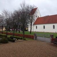 Photo taken at Vojens by Thomas T. on 12/25/2014