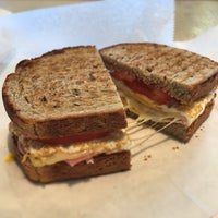 Photo taken at Mozzo Deli by Idoitforthebacon on 2/14/2015
