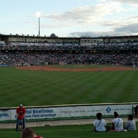 Photo taken at Coca-Cola Park by Jason D. on 6/11/2013