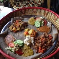 Photo prise au Abyssinia Afrikaans Eetcafe par Jeroen v. le5/10/2014