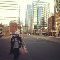 Photo taken at Bus To Niagara Falls by Lau P. on 4/3/2013