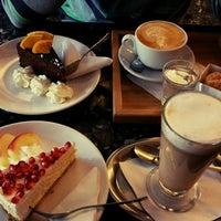 Photo taken at Café TeeVee by Vojtěch N. on 10/9/2016