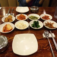 Photo taken at Chang Jing Korean BBQ by Tausif Z. on 4/23/2017