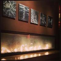 Photo taken at Dussini Loft Bar by Michelle on 2/23/2013