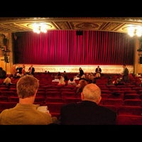 Photo taken at The Walter Kerr Theatre by Michelle on 10/14/2012