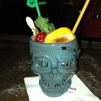 Photo taken at Trader Sam's Enchanted Tiki Bar by Darin B. on 1/3/2013