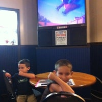 Photo taken at Rusty's Pizza by Heidi B. on 10/20/2012