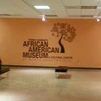 Photo taken at Prince George's African American Museum and Cultural Center by Lisa M. on 7/18/2014