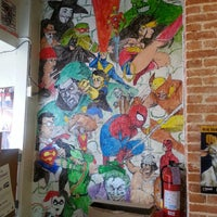 Photo taken at Capital Comics by Lisa M. on 7/13/2013