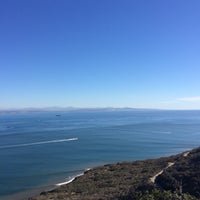 Photo taken at Point Loma by Jungwon M. on 11/23/2015
