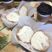 Photo taken at Bloomington Bagel Company by Jungwon M. on 12/6/2015