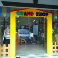 Photo taken at Grand Shop by arief s. on 8/27/2013