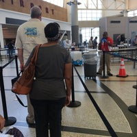 Photo taken at TSA Security Checkpoint by Jessica S. on 8/16/2017