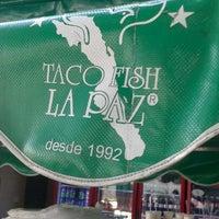 Photo taken at Taco Fish La Paz by Gadiel C. on 12/15/2012
