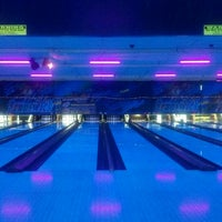Photo taken at Brunswick Zone Glendale Lanes by Vanessa on 11/10/2012