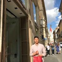 Photo taken at Salvatore Ferragamo by Amy W. on 9/4/2017