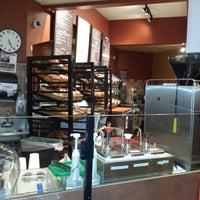 Photo taken at Panera Bread by Melanie D. on 1/16/2014