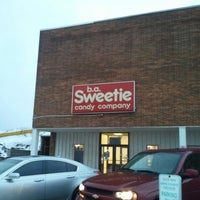 Photo taken at b.a. Sweetie Candy Company by Melanie D. on 1/6/2013