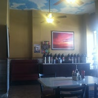 Photo taken at Swami's Cafe by Jessica V. on 5/31/2013