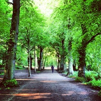 Photo taken at Hampstead Heath by Shaun B. on 6/6/2013