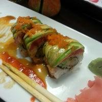 Photo taken at Ninza Sushi by Daron K. on 4/30/2013