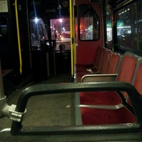 Photo taken at TTC Bus #29 Dufferin by Courtney E. on 1/11/2013