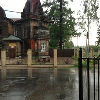 Photo taken at Ж/д станция «Мариенбург» by 0vchar on 6/29/2013