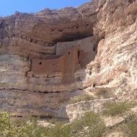 Photo taken at Montezuma Castle National Monument by Ben B. on 5/16/2013