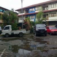 Photo taken at Jalan Rajawali by johan p. on 1/30/2014