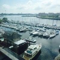 Photo taken at Residence Inn Boston Harbor on Tudor Wharf by Mike F. on 7/10/2015