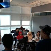 Photo taken at Level 7, A06, Unitar International University by Amirul F. on 5/18/2014