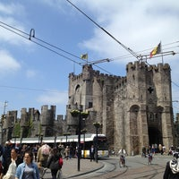 Photo taken at Castle of the Counts by Paul M. on 6/1/2013