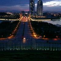 Photo taken at Putrajaya International Convention Centre (PICC) by Mohd Asyrani J. on 4/17/2013